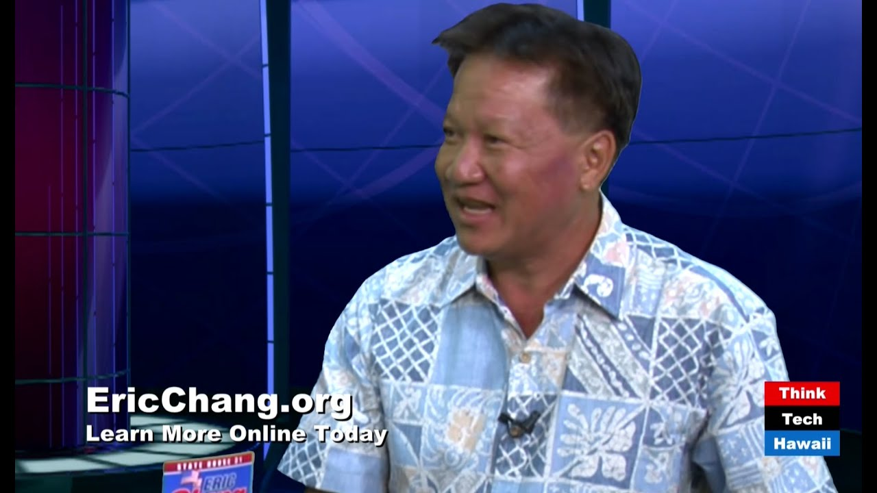 Hawaii Crime, Rail and Red Hill Fuel Tanks - Eric Ching