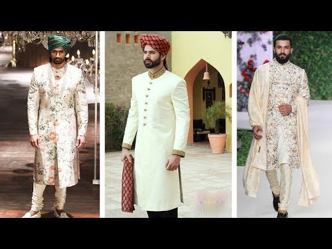 TOP 20 LATEST DESIGNER SHERWANI for MEN | Wedding Dress for Men