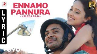 Valeba Raja - Ennamo Pannura Lyric | Santhanam | Sethu
