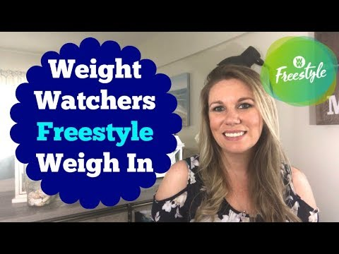 weekly-weigh-in-on-weight-watchers-freestyle-|-pot-luck-fail!