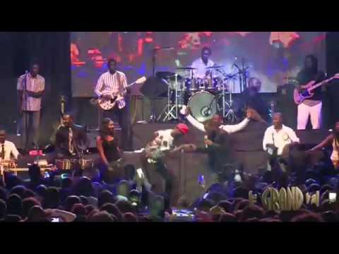 le Grand bal de Dakar sanekh au concert de youssou ndour