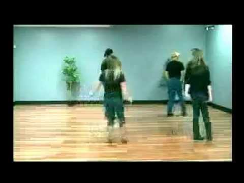 MY COWBOY LINE DANCE
