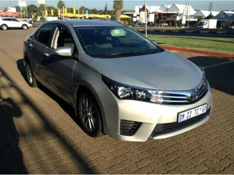 Corolla For Sale >> 2015 TOYOTA COROLLA 1.6 PRESTIGE CVT Auto For Sale On Auto Trader South Africa - YouTube