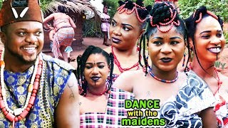 Dance With The Maidens Season 1&2 - Ken Erics 2018 Latest Nigerian Nollywood Movie Full HD