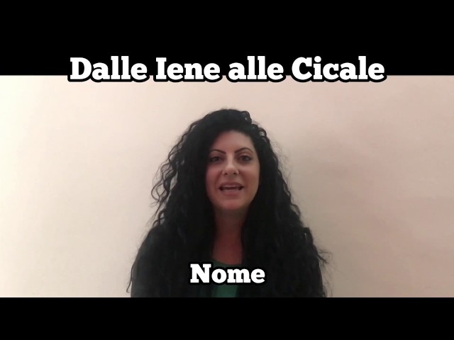 Dalle iene alle cicale