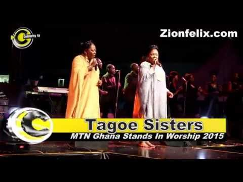 MTN Ghana Stands In Worship 2015 - William McDowell, No Tribe, Cece Twum, Others