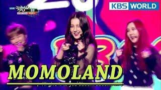 MOMOLAND - BBoom BBoom | 모모랜드 - 뿜뿜 [Music Bank / 2018.01.19]