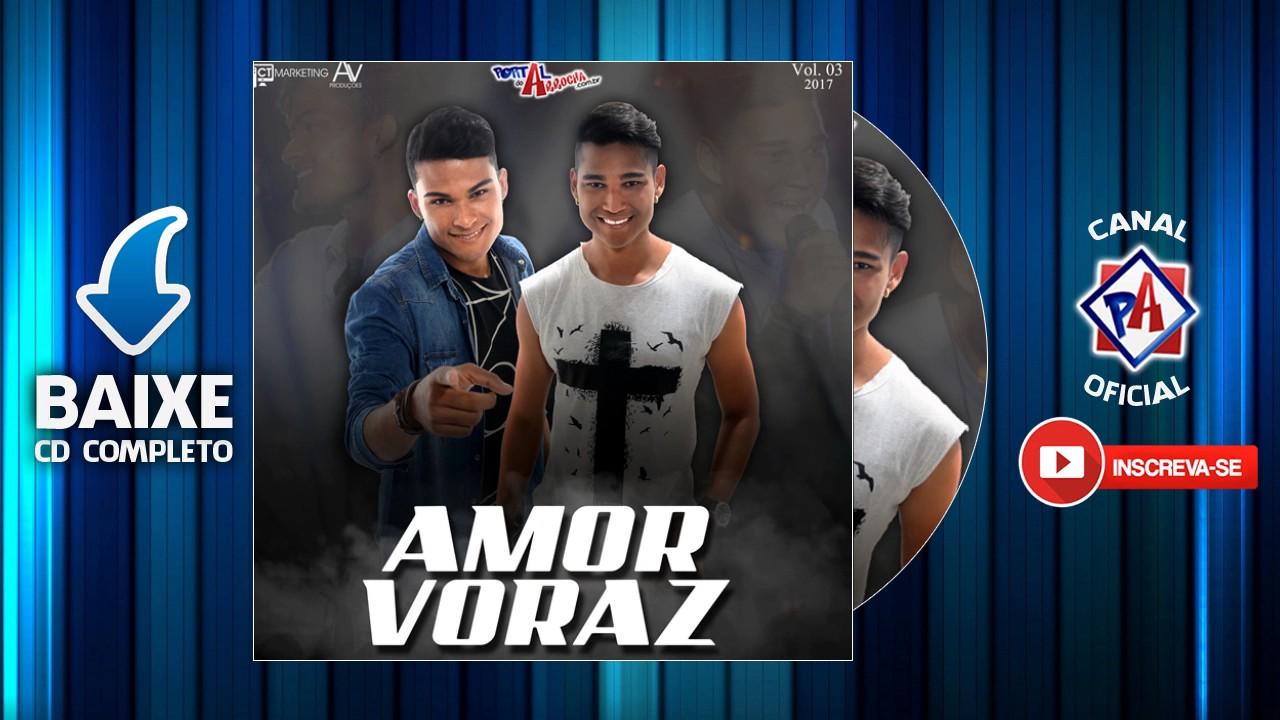 Amor Voraz amor voraz - volume 3 - cd completo