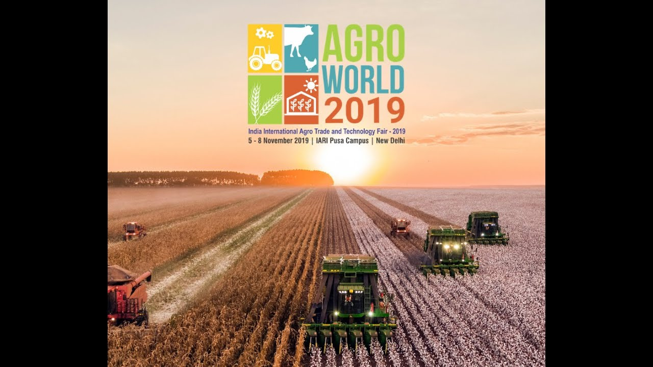 India International Agro Trade and Technology Fair 2019 | AgroWorld 2019