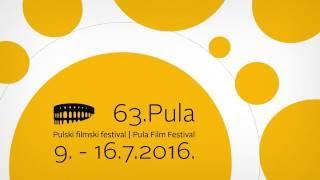 Jingle 63. Pulskog filmskog festivala