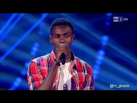 Pria Asal Ambon ini Menyanyikan Lagu Indonesia Saat Mengikuti The Voice Amerika