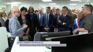 Yvelines | Intelligence artificielle : IBM France lance son centre RetD à Paris-Saclay