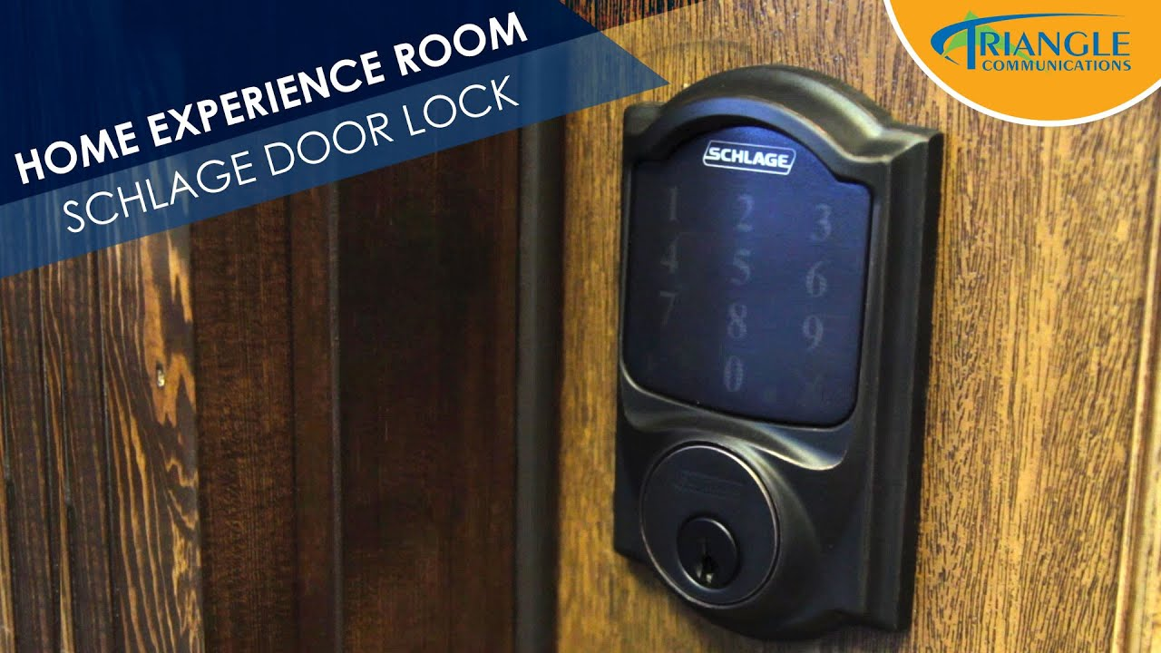 Schlage Smart Door Lock Review