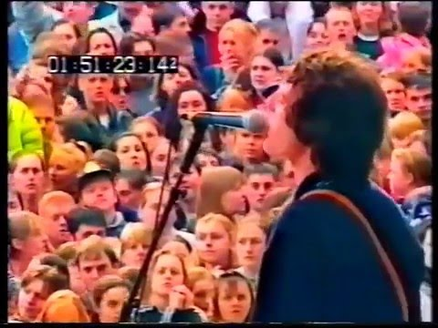 Smaller, Teenage Kicks,  live at the Hillsborough Justice Concert 1997