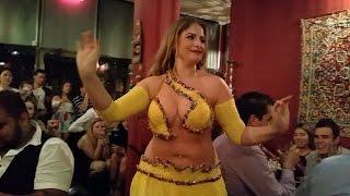 Hot Belly dancing Hannibal Lebanese Restaurant Sydney