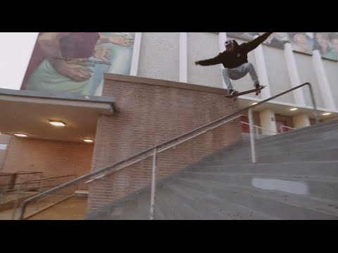"BD ""Skateboarding Saved My life"" Trailer"