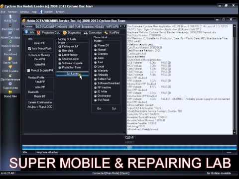 Cyclone Key Reloaded - Nokia Unlock / Flash Tool