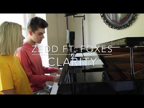 Zedd ft. Foxes - Clarity Cover