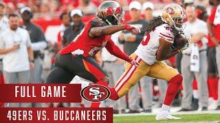 49ers vs. Buccaneers | Week 1 | Full Game