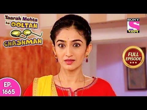 Taarak Mehta Ka Ooltah Chashmah - Full Episode 1665 - 15th January, 2019