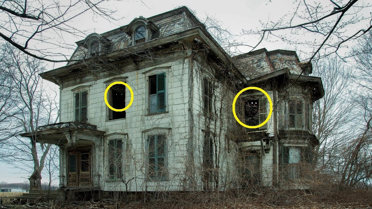 The 30 Scariest Real Haunted Houses In America