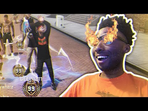 SURPRISE! FINALLY HITTING 99 OVERALL BEFORE NBA 2K19! SPECIAL *NEW* REP AWARD?!? IMMORTALIZATION!?