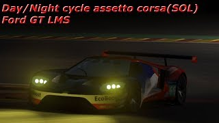 Assetto Corsa Day Night Cycle