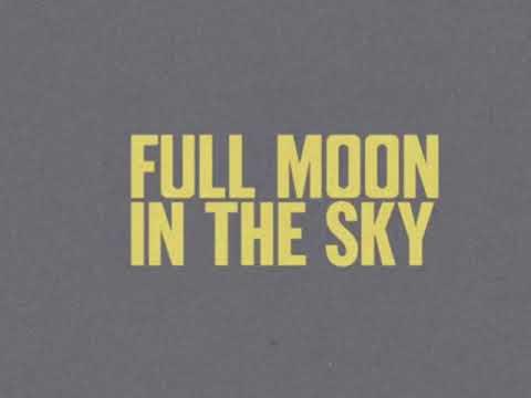 Peter Matthew Bauer / Full Moon in the Sky