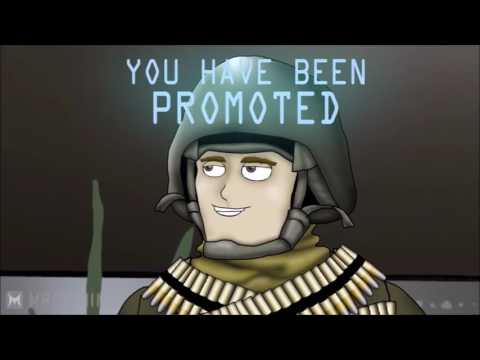 Battlefield Friends - Noob Promoted Moments S1 To S5