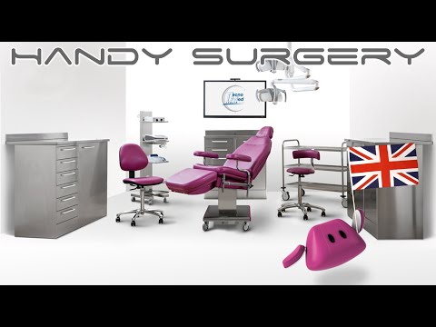 Handy Surgery (ENG) - Integrated Surgical Studio / Dental Unit