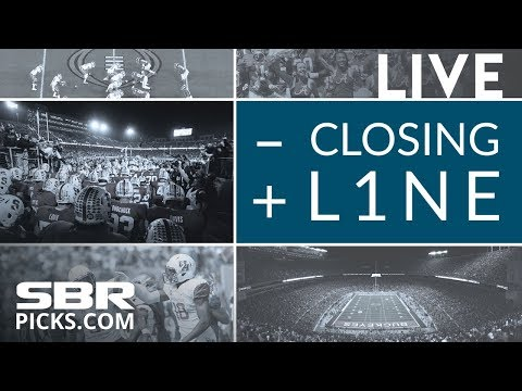 The Closing Line | MLB Odds On The Move & Football Betting Previews