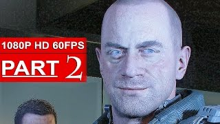 Call Of Duty Black Ops 3 Gameplay Walkthrough Part 2 Campaign [1080p 60FPS PS4] - No Commentary