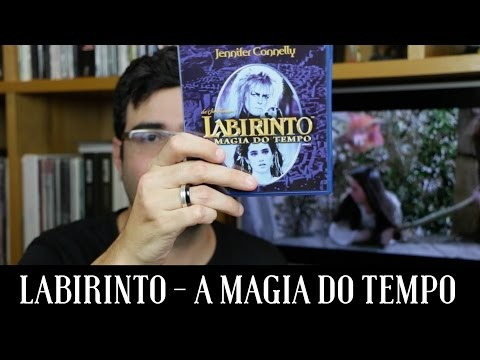 Trailer do filme Labirinto - A Magia do Tempo