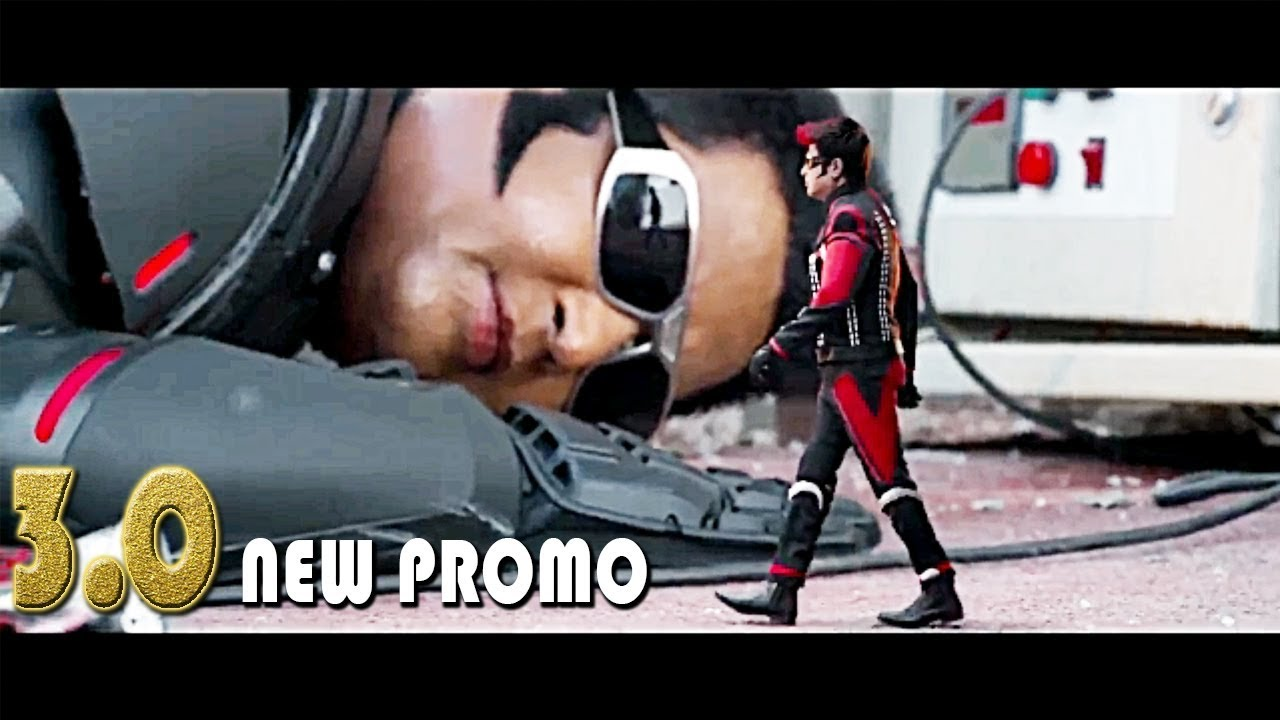 Download 2.O NEW PROMO Surprise 3.O Entry   Review    Rajiniaknth   Akshay Kumar   Shankar   3.O Promo