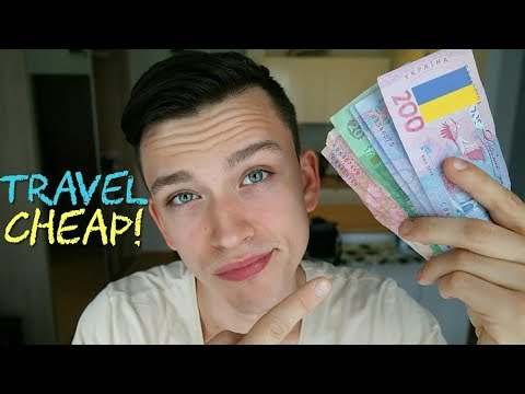 UKRAINE IS SOOOO CHEAP! Travel to Lviv