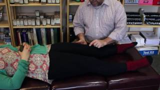 Dr. Kyle demonstrates an allergy treatment so that you can follow a...