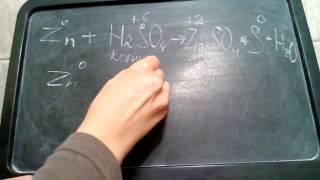 Электронный баланс в ОВР(2)