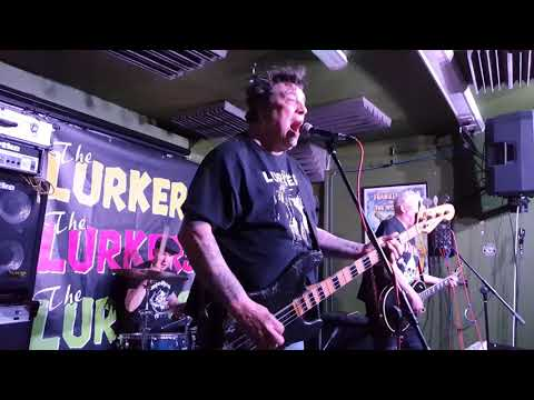 The Lurkers @ The Salty Dog Northwich 11th April 2019