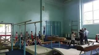 Арефьев Егор 1.06.17 Турник