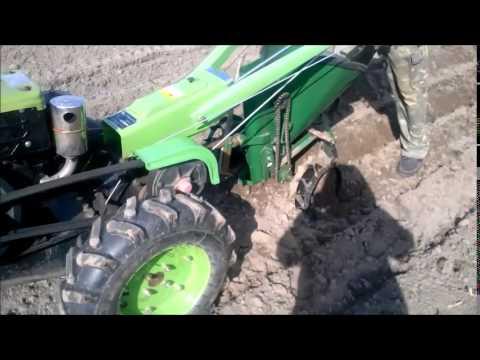 видео: Посадка картошки МБ Кентавр. 2015 Г.