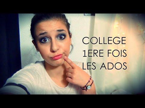 Vlog : Le collège, la première fois, l'adolescence. - Horiade YouTube · Durée:  21 minutes 29 secondes