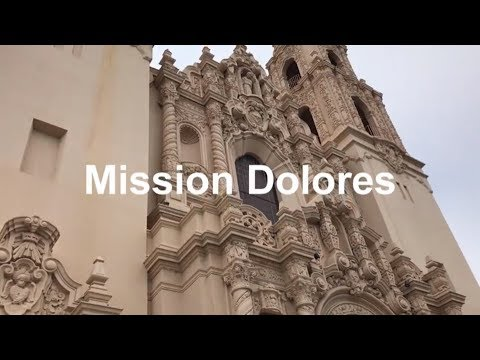 [San Francisco 샌프란시스코] Mission Dolores
