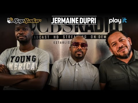 Jermaine Dupri (full) - Rap Radar
