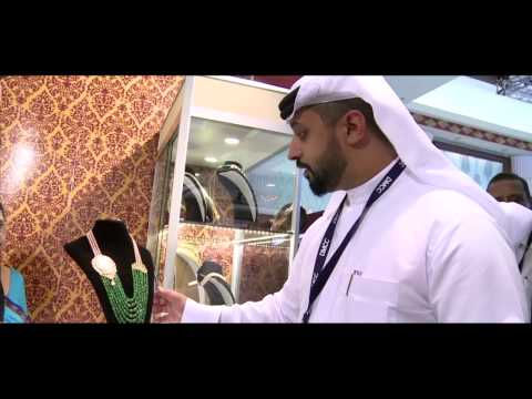 Dubai Global Gem & Jewellery Fair - GGJF 2014