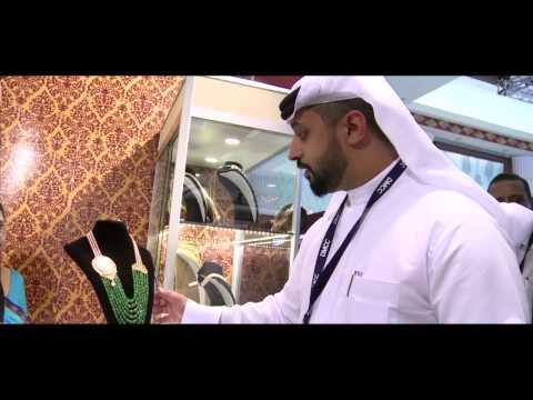 Dubai Global Gem & Jewellery Fair - GGJF 2014