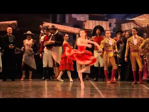 Natalia Osipova and Leonid Sarafanov - Nureyev's Don Quixote