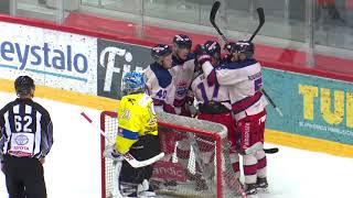 TUTO Hockey - Karhu HT ottelukooste (8.9.2018 Suomen Cup)