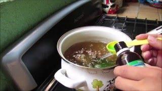 Jarabe para raspados sabor limon/FABI CEA