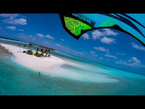 Cocos Keeling Islands - Kitesurfing, Windsurfing & Surfing