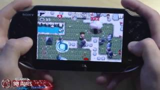 Age of Zombies PS Vita REVIEW